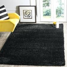 black fur rug black furry rug elegant furniture fuzzy area black furry rug black fur rug