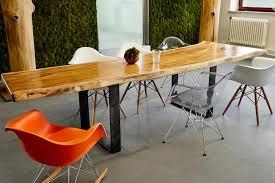 Akazien Tisch Suar Holz 280 X 100 X 77 Mianh Massivholztisch