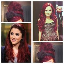 My Love For Bright Red Hair