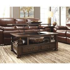 signature design by ashley coffee table lift top regency american furniture warehouse for signature