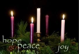Advent Wreath Candle: Joy | Trinity Christian School