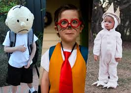 23 book inspired costumes for kids and pas
