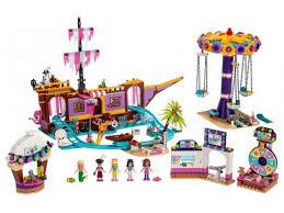 Купить конструктор <b>LEGO Friends</b> 41375 <b>Прибрежный</b> парк ...