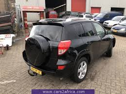 TOYOTA RAV4 2.2 D-CAT #66010 - used, available from stock
