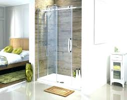 shower door installation cost entry door installation cost glass shower doors cost bathtub door hinged tub
