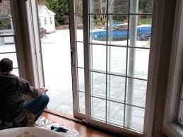 repairing sliding glass door options to replace sliding glass door doors broken patio medium size of repairing sliding glass door replacing