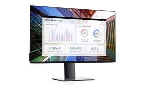 <b>Монитор Dell</b> UltraSharp <b>U2719D</b> получил безрамочный дизайн