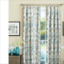 interior magnificent sheer curtain panels with designs c patterned curtains target