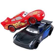 aliexpress com disney pixar cars 3 lightning mcqueen jackson storm mater cast metal birthday new toys gift for children kids boys from