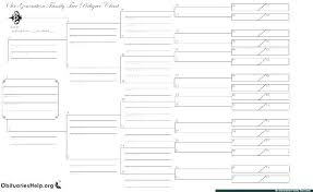 Free Family Tree Charts Online Ancestry Template Maker