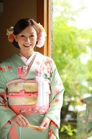 気になる和装の髪型洋髪編 花嫁日記 三河神前挙式ブログ
