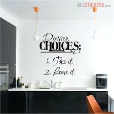 wall arts kitchen wall art stickers best decals images on hey i found this really