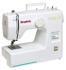 Simplicity Classic Sewing Machine Manual