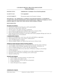 Resume Help Receptionist Water For Elephants Essay Sample Front