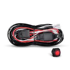 12 volt wiring amazon com Telecaster Wiring Harness at 12 Volt Wiring Harness Kit