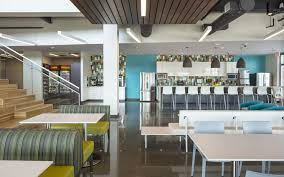 Hoefer Wysocki Designs AwardWinning SelectQuote Office Complex Interesting Selectquote Insurance Services Offices