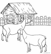 Free Printable Farm Animal Coloring Pages For Kids Cool2bkids