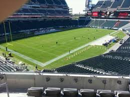 Lincoln Financial Field Section C15 Home Of Philadelphia