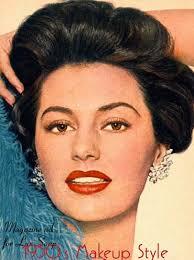 1950s makeup style glamourdaze12
