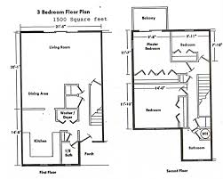 3 bedroom home design plans. Excellent Ideas 3 Bedroom House Floor Plan Plans, Home Plans And Design