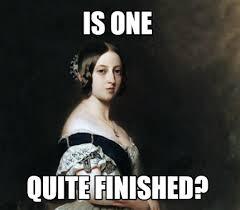 Meme Creator - queen victoria not impressed Meme Generator at ... via Relatably.com