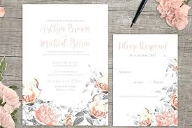 wedding invite template download free wedding invitation templates svptraining info