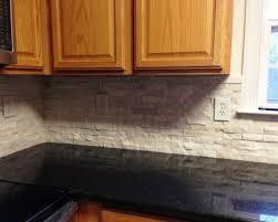 Backsplash Ideas For Black Granite Countertops Remodelling Home Custom Granite With Backsplash Remodelling