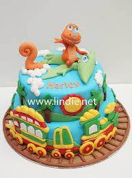 8 Dinosaur Train Birthday Cakes For Boys Photo Dinosaur First