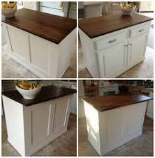 diy kitchen island. $20 Kitchen Island Makeover #DIY Diy A