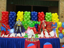 Avengers Party Decorations 17 Best Images About Marvel Vs Dc Birthday Party On Pinterest