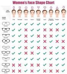 Glasses And Face Shape Chart 39 Best Glasses Face Shape Images Glasses Fashion Eye
