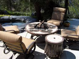 Firepits by Surrounding Elements Backyard Patio Furniture