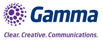 Image result for gamma telecom logo