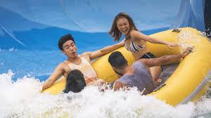 When west and gordon are in the desert at night. Wild Wild Wet Singapore S No 1 Water Park Re Opens Labourbeat