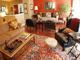 red rug living room shapeyourminds inside living room rugs red