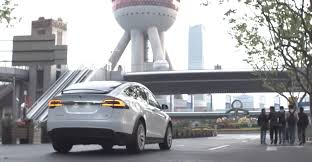 tesla s china factory could hit a roadblock over disagreement in ownership