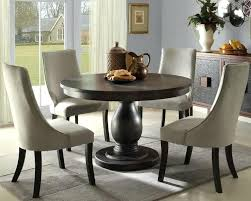 round dining room tables for 4 small sets white table and chairs