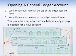Posting Journal Entries To General Ledger Accounts Ppt Video
