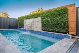 Small Picture Vertical grass pool plantwall Wilson Perth by 02 Plant Walls