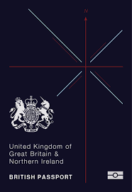 British Passport Design After Brexit New Passport Design For Britain After Brexit Reddit Com