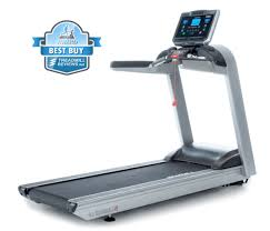 the new landice l8 ltd treadmill with an extra large track is one of the finest fitness machines on our review site year