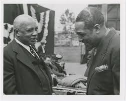 best ellingtonia images duke ellington jazz  w c handy and duke ellington circa 1940 12 w c handy and duke ellington circa