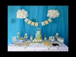 Baby boy shower decorations ideas 2016