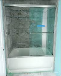 cool bathtub glass doors bathtub glass door full size of twin shower doors home depot breathtaking