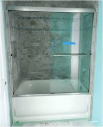 cool bathtub glass doors bathtub glass door full size of twin shower doors home depot breathtaking
