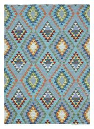 blue kilim rug target