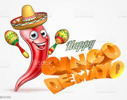 Happy Cinco De Mayo Chilli Pepper ...