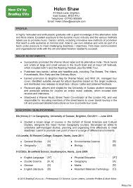 Free Online Resume Builder Military Cv Personal Profile Examples