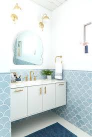 blue tile bathroom bathrooms how to decorate ceramic tiles glass light blue bathroom tile retro