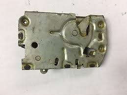 amc io 1968 1969 68 69 amc javelin ambassador amx rebel nos left door latch drivers sid